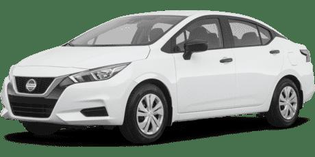 Nissan Versa S Sedan CVT