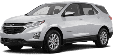 Chevrolet Equinox LT with 1LT FWD