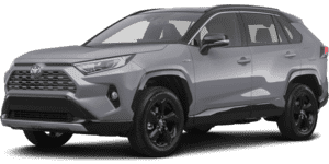 2020 Toyota RAV4 in North Attleboro, MA