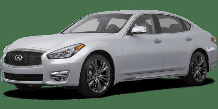 2019 INFINITI Q70L 3.7x LUXE AWD