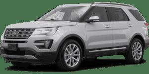 2017 Ford Explorer in Rochester, MN
