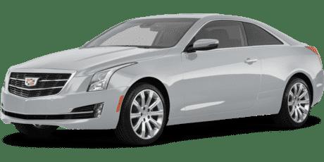 Cadillac ATS Premium Luxury Coupe 3.6L RWD