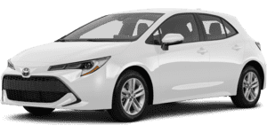 2020 Toyota Corolla Hatchback Prices