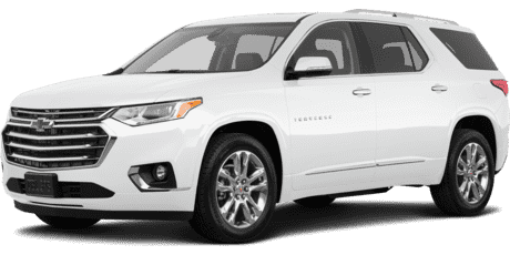 Chevrolet Traverse High Country with 2LZ AWD