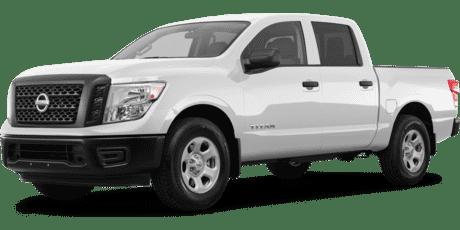 Nissan Titan S Crew Cab RWD