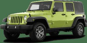 2016 Jeep Wrangler in Siloam Springs, AR