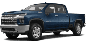 2020 Chevrolet Silverado 2500HD in Evansville, IN