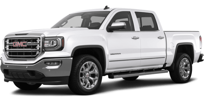 2018 Gmc Sierra 1500