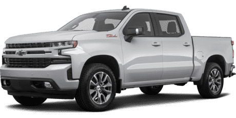 2020 Chevrolet Silverado 1500 RST Crew Cab Standard Box 2WD