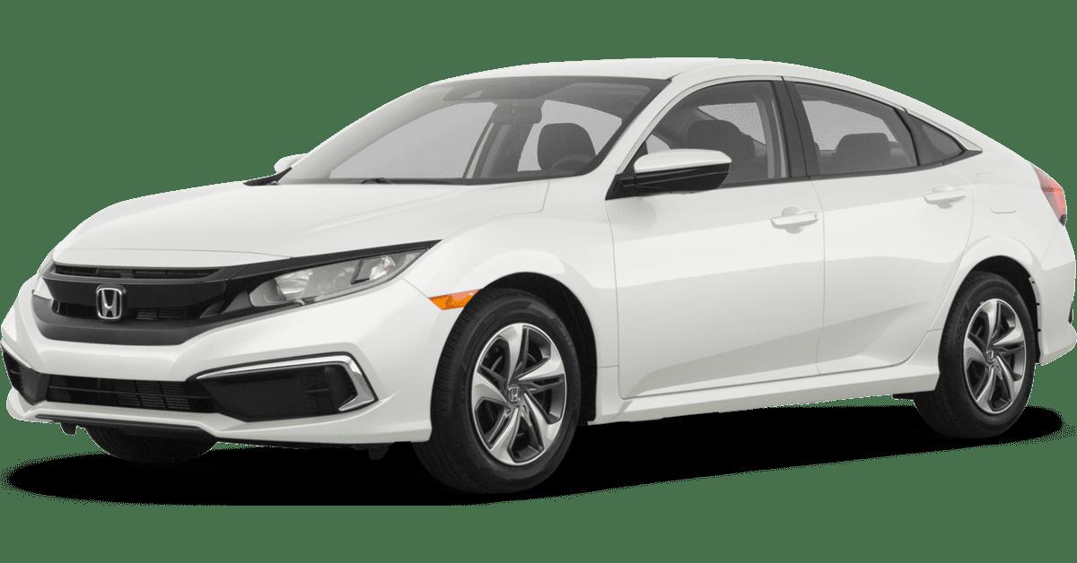 16 17 18 Honda Civic Turbo Decal Sticker OEM Canada 1.5 L si ex lx  Sedan Coupe