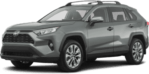 2020 Toyota RAV4 in Grand Blanc, MI
