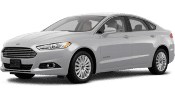 2013 Ford Fusion in Winston Salem, NC 1