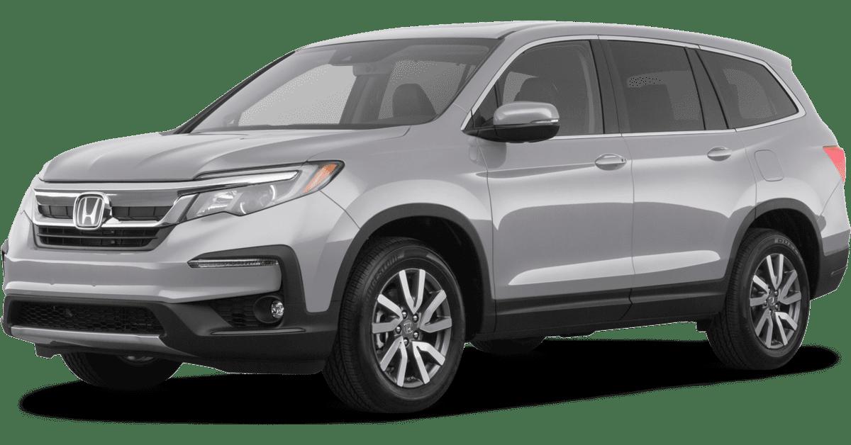 2019 Honda Pilot Prices Reviews Incentives Truecar