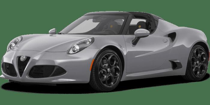 2019 Alfa Romeo 4C Prices, Incentives & Dealers | TrueCar