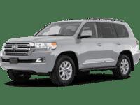 2017 Toyota Land Cruiser Reviews