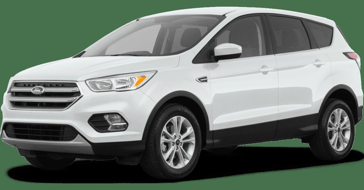 2018 Ford Escape Colors >> 2019 Ford Escape Prices Reviews Incentives Truecar