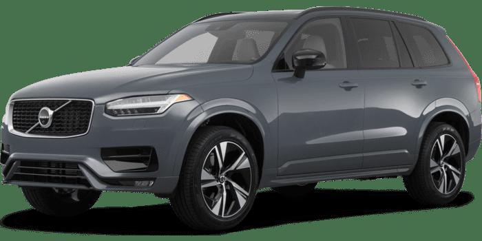 2020 Volvo XC90 T8 eAWD Plug-In Hybrid R-Design 7 Passenger