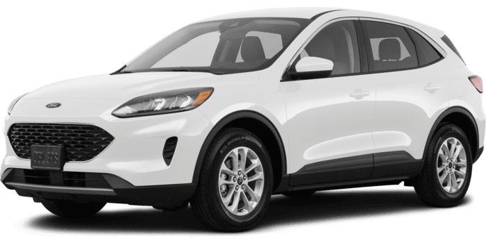 2020 Ford Escape Prices Reviews Incentives Truecar