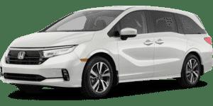 2021 Honda Odyssey Prices