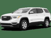 2018 GMC Acadia Reviews