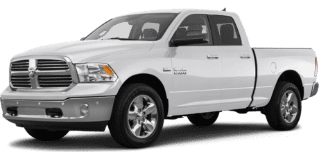 "Ram 1500 Classic Big Horn Quad Cab 6'4"" Box 4WD"