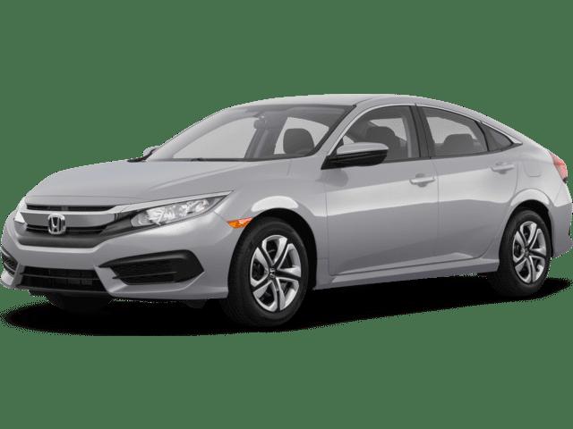 Beau 2018 Honda Civic Sedan ...