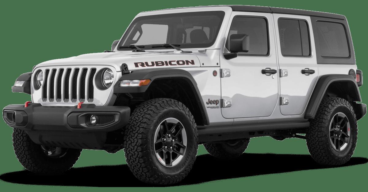2021 Jeep Wrangler Prices Incentives Truecar