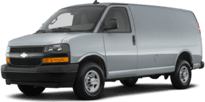 2019 Chevrolet Express Cargo Van in Burbank, CA