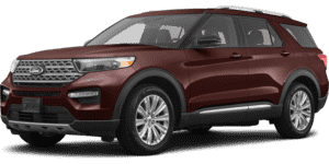 2020 Ford Explorer in Niagara Falls, NY