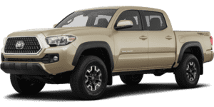 2018 Toyota Tacoma Trd Off Road Double Cab 5 Bed V6 Rwd Automatic For Sale In Hayward Ca Truecar