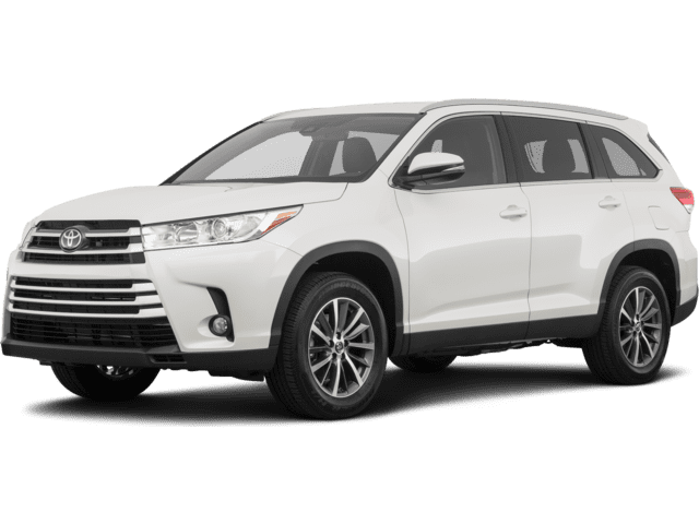 Toyota Highlander Reviews & Ratings