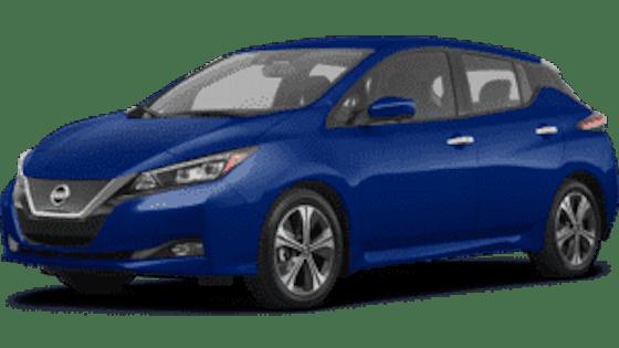 2021 Nissan LEAF in Saddle River, NJ 1