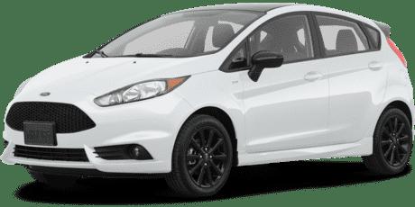Ford Fiesta ST Line Hatchback