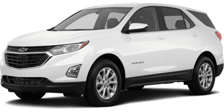 Chevrolet Equinox LT with 2LT AWD