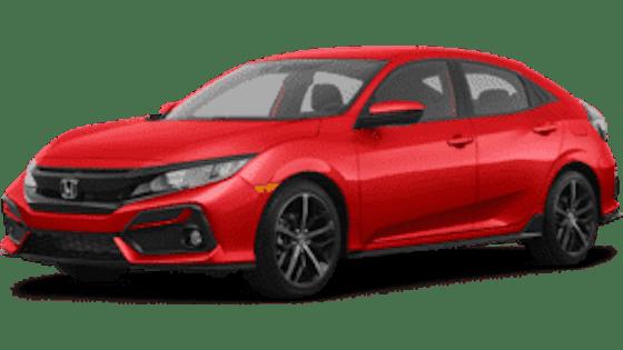2020 Honda Civic in Bossier City, LA 1