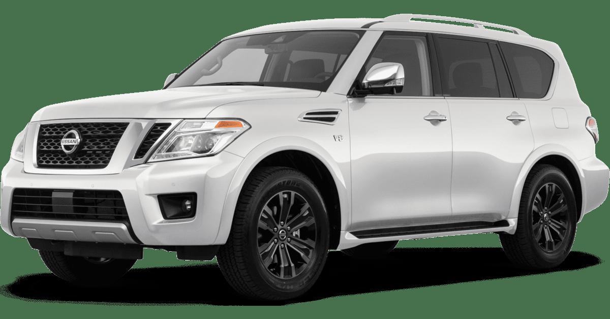 2019 Nissan Armada Prices Reviews Incentives Truecar