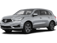 2017 Acura MDX Reviews
