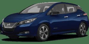 2020 Nissan LEAF in Maplewood, MN