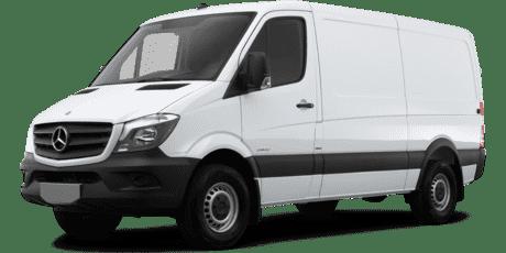 """Mercedes-Benz Sprinter Cargo Van 3500XD Standard Roof 144"""" RWD"""