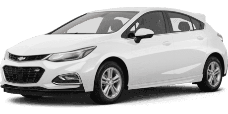 Chevrolet Cruze LT with 1SD Hatchback Automatic