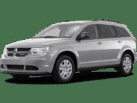 2017 Dodge Journey Reviews