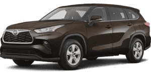 2020 Toyota Highlander in Waite Park, MN