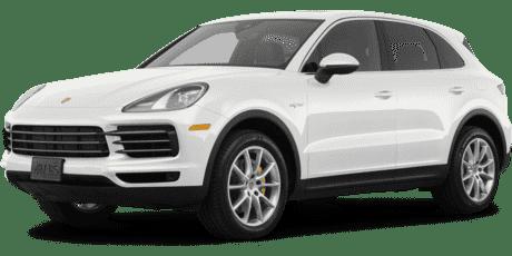 Porsche Cayenne E-Hybrid AWD