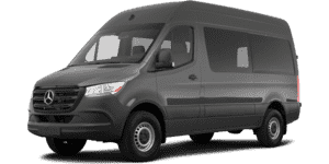 2020 Mercedes-Benz Sprinter Cargo Van in Los Angeles, CA