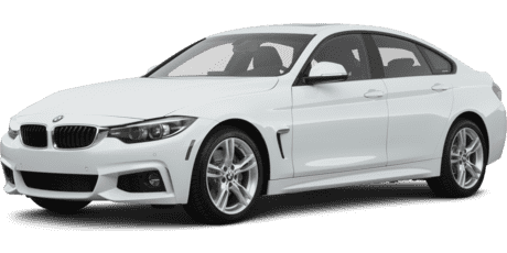 BMW 4 Series 430i Gran Coupe RWD