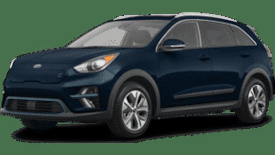 2019 Kia Niro EV in Santa Rosa, CA 1