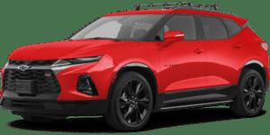 2020 Chevrolet Blazer in Lubbock, TX