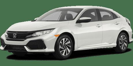 Honda Civic LX Hatchback CVT