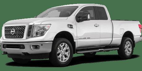 Nissan Titan XD SV King Cab Gas 4WD