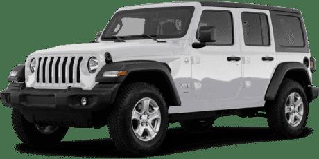 Jeep Wrangler Unlimited Sport Altitude